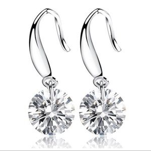 ⭐️JUST IN⭐️ Sparkly CZ Drilled Earrings